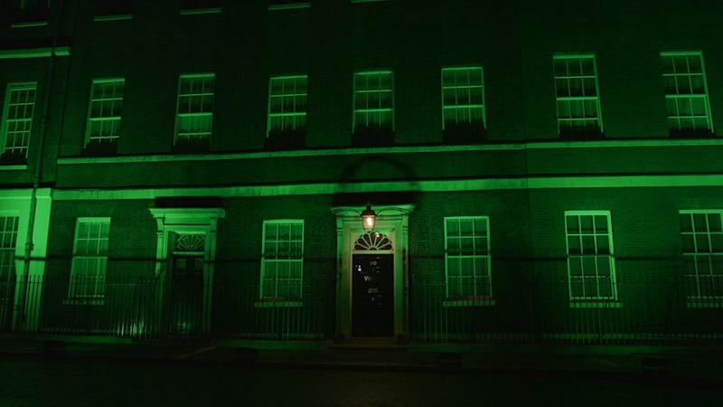 Grenfell green shines on No.10