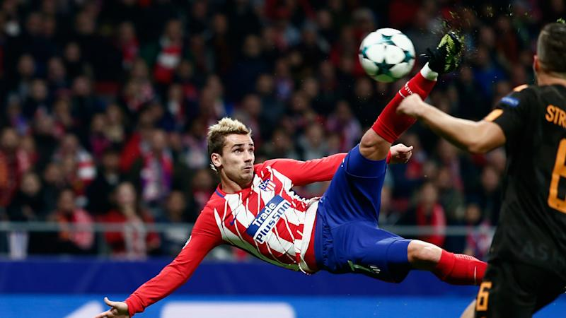 Griezmann will leave Atletico: Simeone