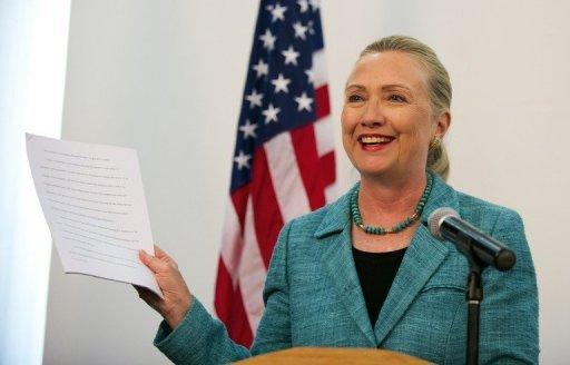 Hillary Clinton is heading Friday to the Asia-Pacific summit in Russia