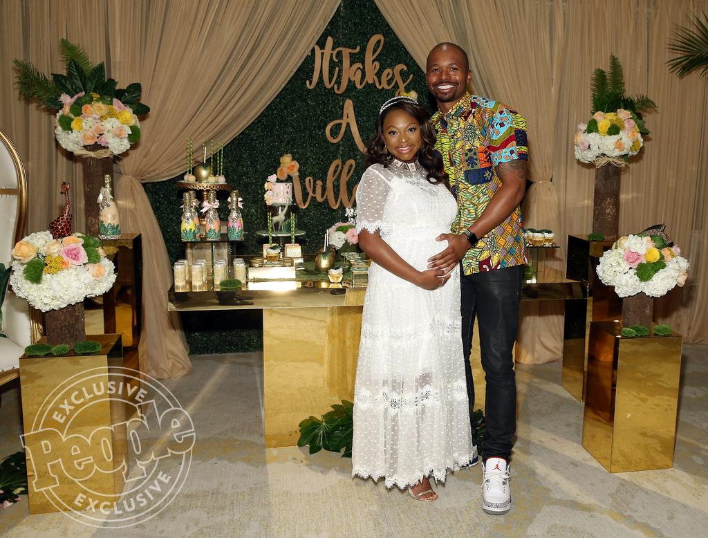 <p>The Power star and her longtime boyfriend, Ben, welcomed their first child, a daughter, on July 19, at 8:48 p.m., her rep confirmed to PEOPLE. The baby girl measured 19 inches and weighed 5 lbs., 15 oz.  Additional details, including the baby's name, have not been released.</p>