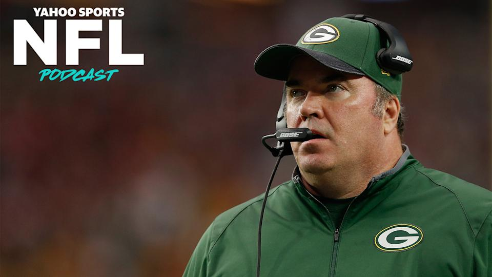 Former Green Bay Packers coach Mike McCarthy will be the next head coach of the Dallas Cowboys. (Photo by Christian Petersen/Getty Images)