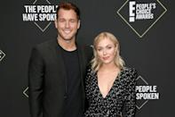 """<p>Underwood also revealed in his memoir that <a href=""""https://people.com/tv/the-bachelor-colton-underwood-reveals-he-and-cassie-randolph-briefly-broke-up-last-year/"""" rel=""""nofollow noopener"""" target=""""_blank"""" data-ylk=""""slk:he and Randolph had briefly split"""" class=""""link rapid-noclick-resp"""">he and Randolph had briefly split</a> before getting back together after his season of <em>The Bachelor</em> had aired. The two then <a href=""""https://people.com/tv/the-bachelor-colton-underwood-cassie-randolph-split/"""" rel=""""nofollow noopener"""" target=""""_blank"""" data-ylk=""""slk:officially called it quits in May 2020"""" class=""""link rapid-noclick-resp"""">officially called it quits in May 2020</a> following Underwood's battle with COVID. They announced the news on their respective Instagram accounts, and a source told PEOPLE at the time that the breakup was """"mutual"""" and """"definitely amicable.""""</p> <p>""""Colton and Cassie are still good friends, and they want to stay friends. It's definitely a priority for them,"""" the source continued. """"Colton is sad, but he's looking forward to what the future may bring.""""</p>"""