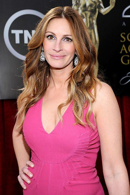 Julia Roberts at the 20th Annual Screen Actors Guild Awards in January. Credit: Getty Images