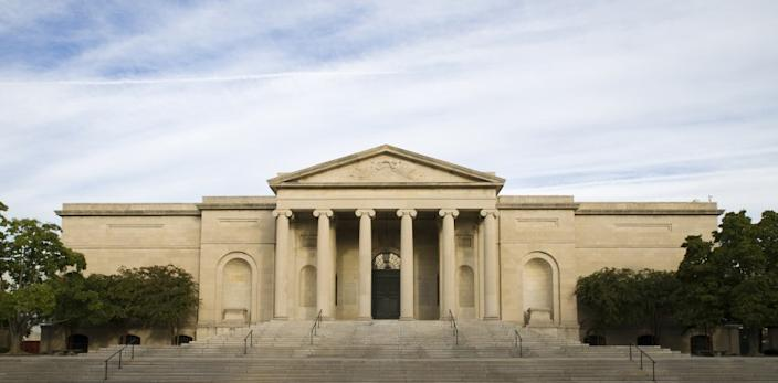 The Baltimore Museum of Art has a renowned collection of art from the 19th Century to the present