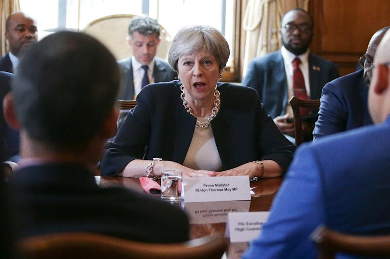 Theresa May swiftly replaced the two cabinet ministers who resigned