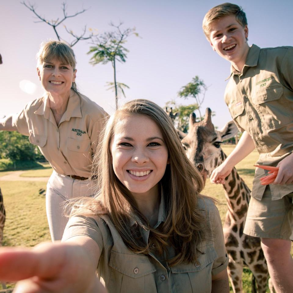 Crikey! It's the Irwins and 15 Other Family-Friendly Shows to Watch on Discovery+