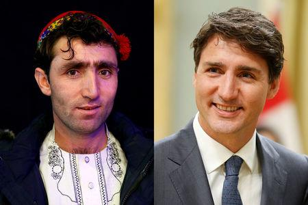 Justin Trudeau lookalike found in Afghan talent show