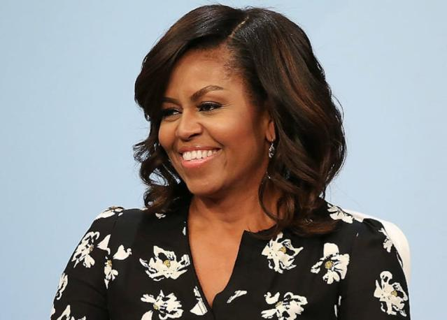 Michelle Obama talks about what really matters with food (and has a totally shocking favorite pizza!)
