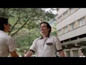 """<p><strong>Who's in it:</strong> Pedro Pascal, Wagner Moura, Paulina Gaitan.</p><p>The well-acted story has a strangely sympathetic Pablo Escobar, played by the very talented Wagner Moura. If that wasn't enough, the series also has some incredible location photography and a haunting score. Oh, and a lot of subtitles. But it's definitely worth a watch.</p><p><a href=""""https://www.youtube.com/watch?v=to9VYUGu1Ys"""" rel=""""nofollow noopener"""" target=""""_blank"""" data-ylk=""""slk:See the original post on Youtube"""" class=""""link rapid-noclick-resp"""">See the original post on Youtube</a></p>"""
