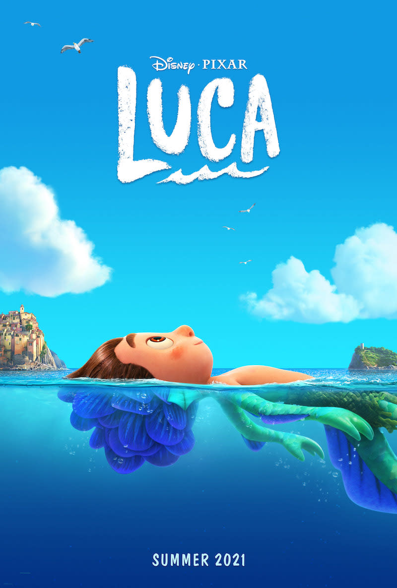 Luca harbours dreams of visiting the town set along the picturesque Italian Riviera. — Picture courtesy of Disney+ Hotstar