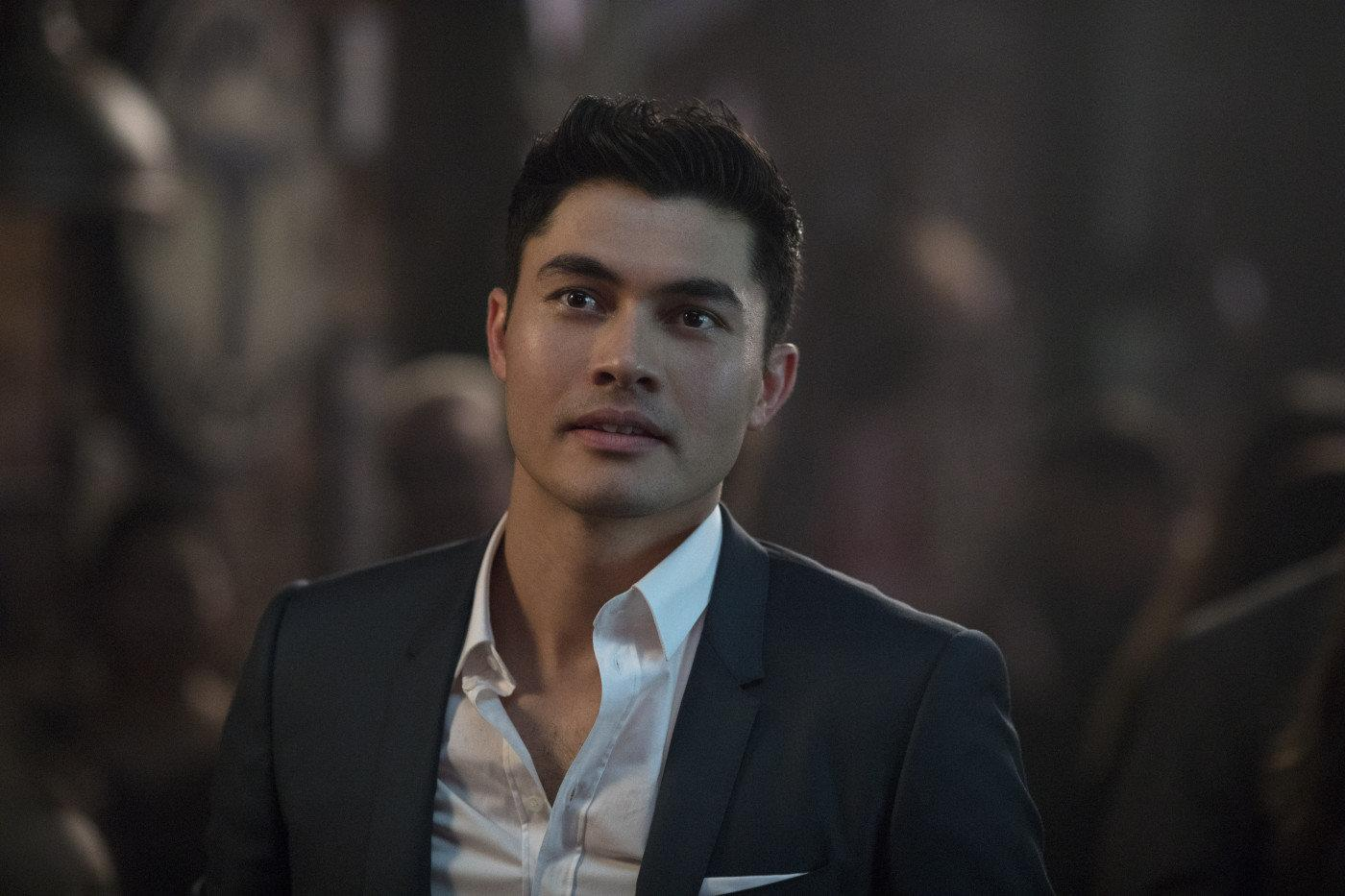 Henry Golding in Crazy Rich Asians (Warner Bros.)