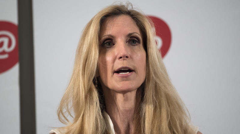 Ann Coulter: Trump Trying 'To Scam The Stupidest People In His Base'