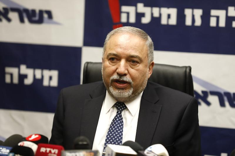 """""""What's important to us is that the defensive weapons the Russians are giving Syria won't be used against us,"""" Israeli Defence Minister Avigdor Lieberman told the news website Ynet"""