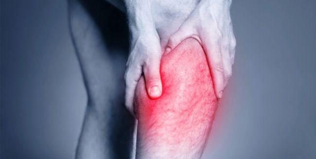 """<p>If one of your legs is swollen and in pain, that can be a sign of <a href=""""https://www.menshealth.com/health/blood-clot-deep-vein-thrombosis-symptoms"""" rel=""""nofollow noopener"""" target=""""_blank"""" data-ylk=""""slk:deep vein thrombosis (DVT)"""" class=""""link rapid-noclick-resp"""">deep vein thrombosis (DVT)</a>, which is a blood clot that forms in a vein that's deep in your body, usually in the leg.</p><p>""""Cancer in general is known to increase patient's risk of blood clots, because cancer can [induce a hypercoagulable state], or something that causes you to form clots abnormally,"""" says Dr. Labow. </p><p>This becomes especially dangerous if a blood clot breaks off and goes to the lung, which is known as a <a href=""""https://www.menshealth.com/health/blood-clot-deep-vein-thrombosis-symptoms"""" rel=""""nofollow noopener"""" target=""""_blank"""" data-ylk=""""slk:pulmonary embolism"""" class=""""link rapid-noclick-resp"""">pulmonary embolism</a>, says Dr. Labow. """"[Look for] any sudden shortness of breath for no good reason, or a prolonged rapid heart rate for no reason,"""" he says. A pulmonary embolism can be fatal, but it's treatable if you catch it, so get these symptoms checked out immediately.</p><p>While most of the above symptoms usually aren't caused by pancreatic cancer, the old saying """"better safe than sorry"""" still applies. """"Any symptom that does not have a good explanation or persists more than a few days should be investigated in some way,"""" says Dr. Labow, even if that's just a call to your doctor. <br></p>"""