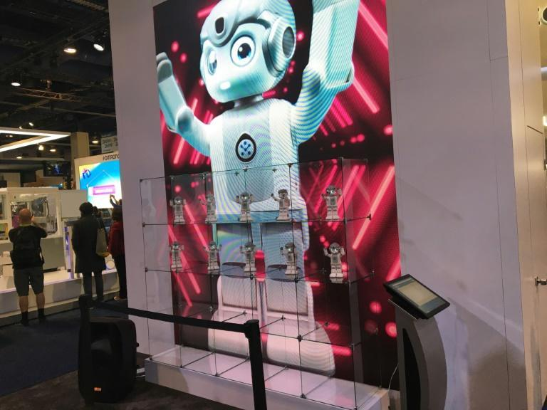 There won't be a show floor for the 2021 Consumer Electronics Show, but exhibitors will be showcasing robots and other gadgetry at the online event