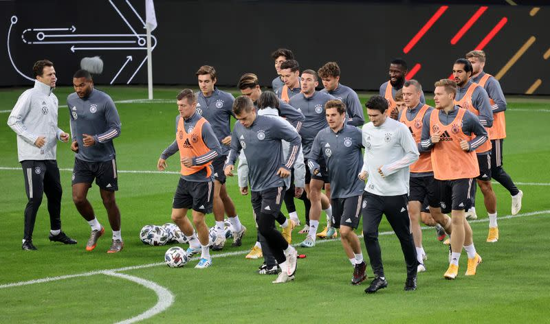 Germany's Werner fully fit, trio doubtful against Swiss - Loew