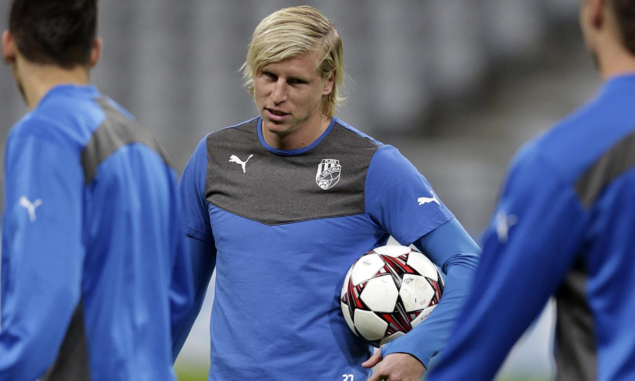 Czech Republic's Frantisek Rajtoral found dead at home