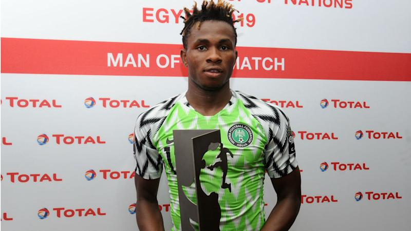 Afcon 2019: 'It's a dream come true' – Chukwueze revels after Man of the Match performance