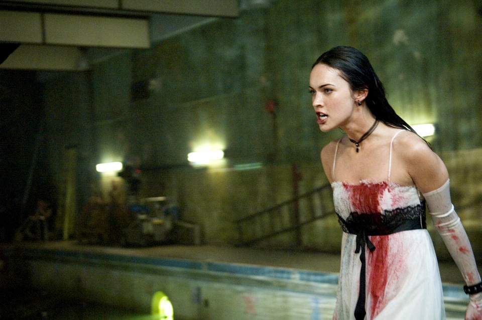 Fox in the 2009 cult horror favorite 'Jennifer's Body' (Photo: Doane Gregory/TM and ©copyright Fox Atomic. All rights reserved./Courtesy Everett Collection)
