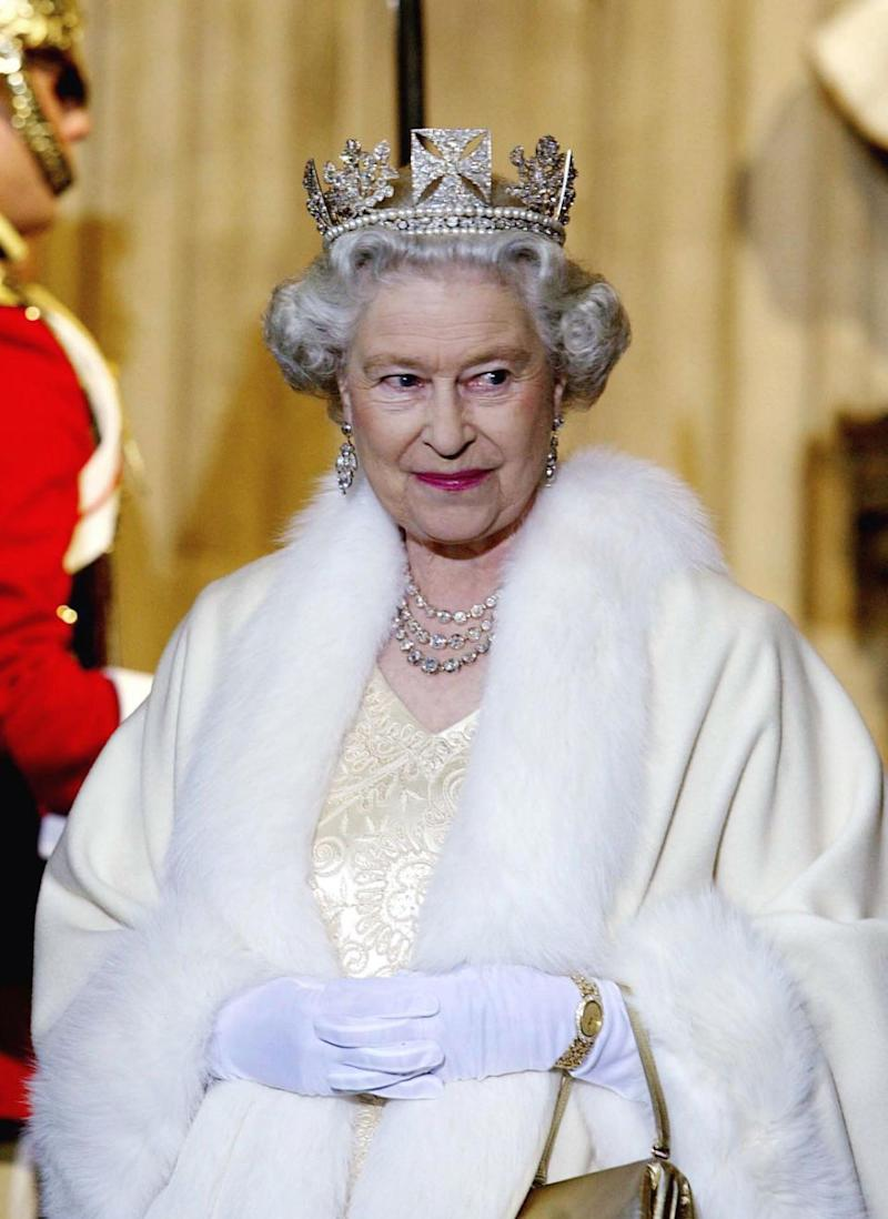 Queen Elizabeth has made a rare comment about who she believes should succeed her. Photo: Getty Images