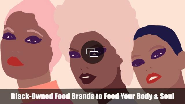 Black-owned food brands ss