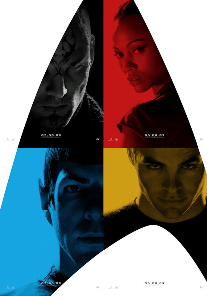 "Paramount Pictures' <a href=""http://movies.yahoo.com/movie/1809752801/info"">Star Trek</a> - 2009"