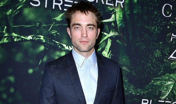 Robert Pattinson on April 5 at the <em>Lost City of Z</em> premiere. (Photo: Steve Granitz/WireImage)