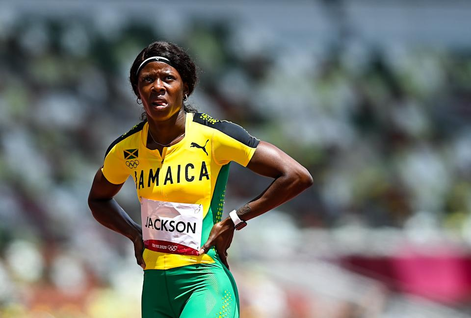 Jamaican sprinter misses out on 200m final after 'jogging' to line in heats and being overtaken