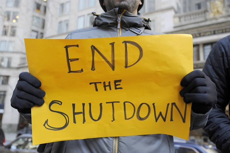 In Two Weeks the Costs of the Shutdown Will Surpass the Cost of Trump's Wall