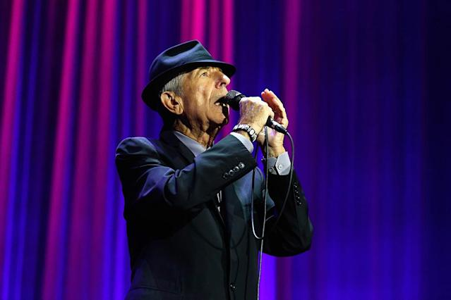 "<p>The late rock legend is nominated for Best Rock Performance for ""You Want It Darker,"" though his acclaimed album of that name was passed over for a Best Rock Album nom. (Photo: Simone Joyner/Redferns via Getty Images) </p>"