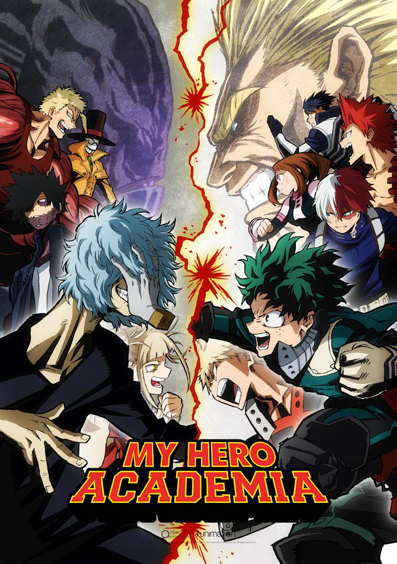How To Watch My Hero Academia Season 3 Online When Do New