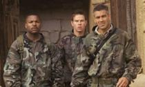<p><b>Synopsis:</b> Just after the end of the Gulf War, four American soldiers decide to steal a cache of Saddam Hussein's hidden gold. Led by cynical Sergeant Major Archie Gates (George Clooney), three of the men are rescued by rebels, but Sergeant Troy Barlow (Mark Wahlberg) is captured and tortured by Iraqi intelligence. The Iraqi rebels beg for the American trio to help fight against the impending arrival of Hussein's Elite Guard. The men agree to fight in return for help rescuing Troy. </p>