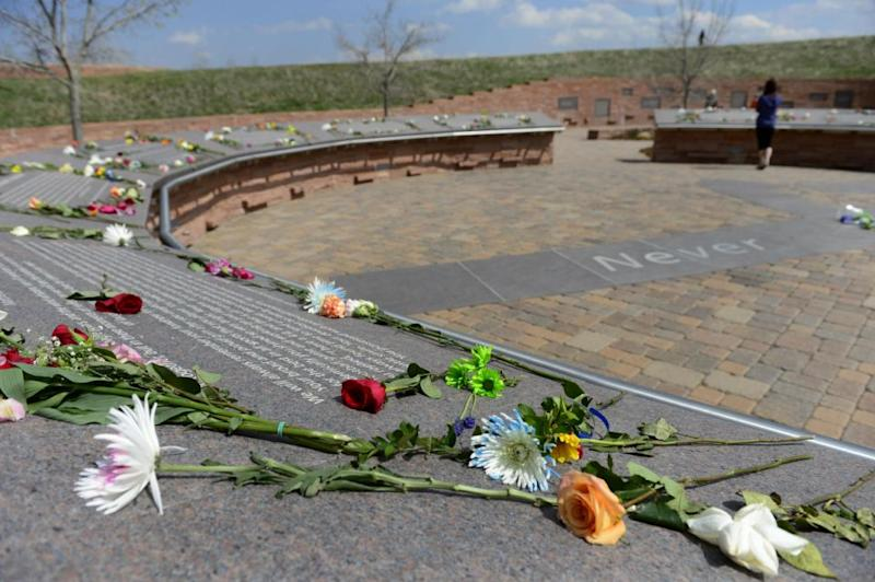 Brooks Brown survived the Columbine High School massacre in 1999. Photo: Getty