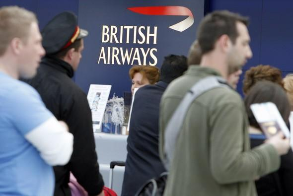 British Airways introduces self-service kiosks at new Gatwick extension
