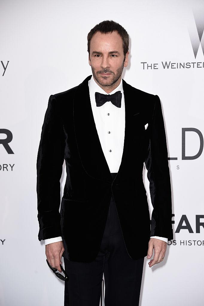 Tom Ford attends a Cinema Against AIDS benefit in May 2015. (Photo: Getty Images)