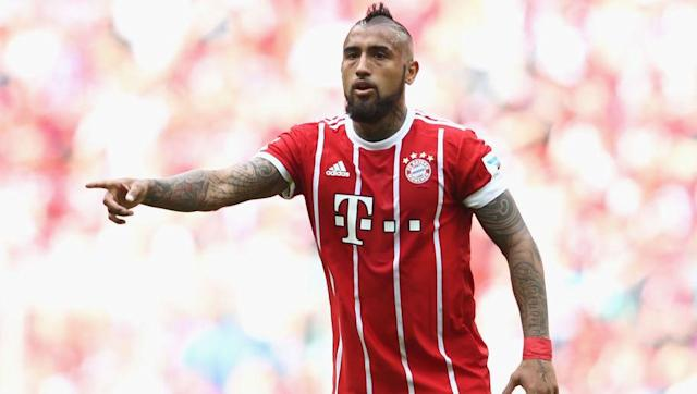 <p>Arturo Vidal has become somewhat of a cult hero at the club, after featuring 57 times in two years. The tough-tackling Chilean joined Bayern from Juventus, and has since gone on to win two consecutive titles. In fact, Vidal has won the league for both Juventus and Bayern for the past six years, making him a born and proven winner. </p> <br><p>Vidal versatility makes him an invaluable asset to Carlo Ancelotti's side, with his desire to win evident in every match. The 30-year-old had previous Bundesliga experience before Bayern, as he played 117 times for Bayer Leverkusen over four years. Vidal takes the title for most Bundesliga appearances for a Chilean, and Bayern fans will be hoping he adds many more to his already high number. </p>