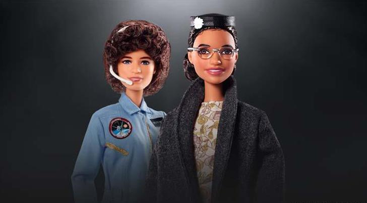 Barbie Highlights Iconic Women in History with New Releases