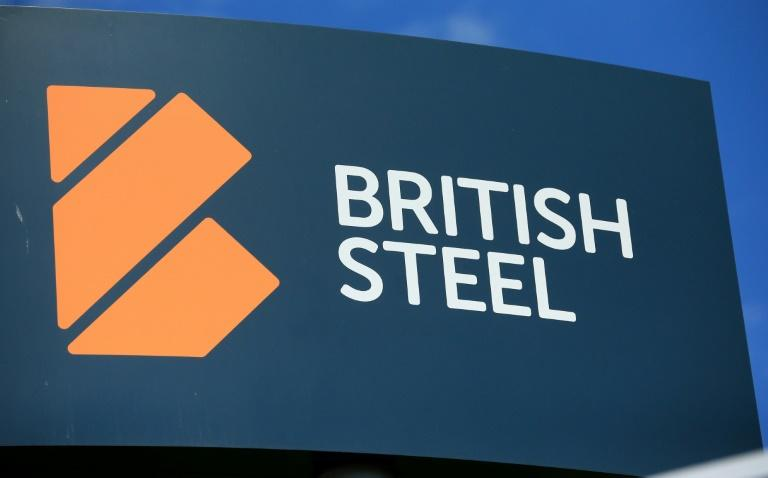 Suddenly British Steel has a future again, but details are sketchy (AFP Photo/Lindsey Parnaby)