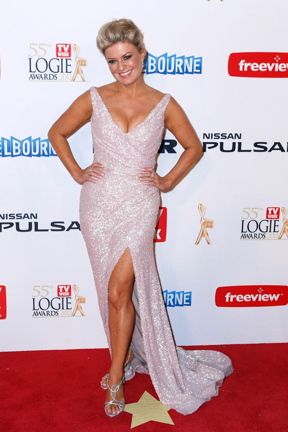 Aussie actress Emily Symons became famous in 'Home and Away', before swapping Ramsey Street for 'Emmerdale'.