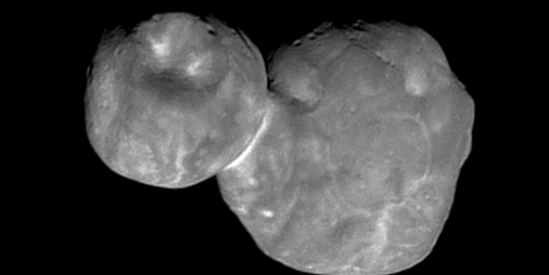 Nasa releases new pictures of the very big 'apocalypse asteroid' Bennu