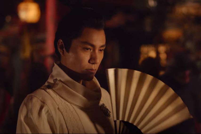 Chen Kun is the imperiously commanding Qing Ming in The Yin Yang Master, not to be confused with The Yin Yang Master: Dream of Eternity (Photo: Netflix)