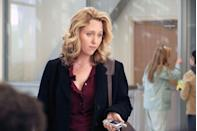 <p>Brooke Smith's Erica Hahn first appeared on <em>Grey's Anatomy</em> in season 2, when Izzie lied about Denny Duquette's condition to effectively steal a heart from another transplant patient who was being treated by Dr. Hahn. </p>
