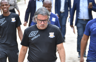 Nikola Kavazovic claims he hasn't been contacted by Kaizer Chiefs