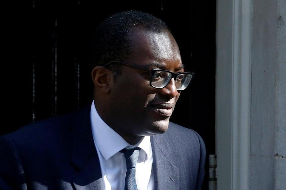 Kwasi Kwarteng said: 'I fully appreciate that it's going to be a difficult time' (REUTERS)