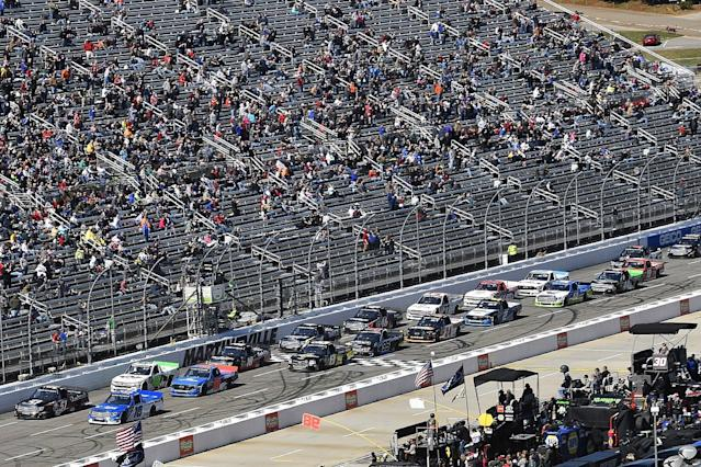 New limits on Cup drivers in other NASCAR series