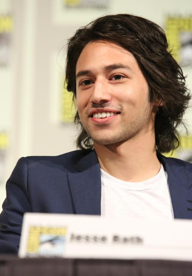 "Jesse Rath at the ""Defiance"" Panel in San Diego, CA on Friday, July 19, 2013."