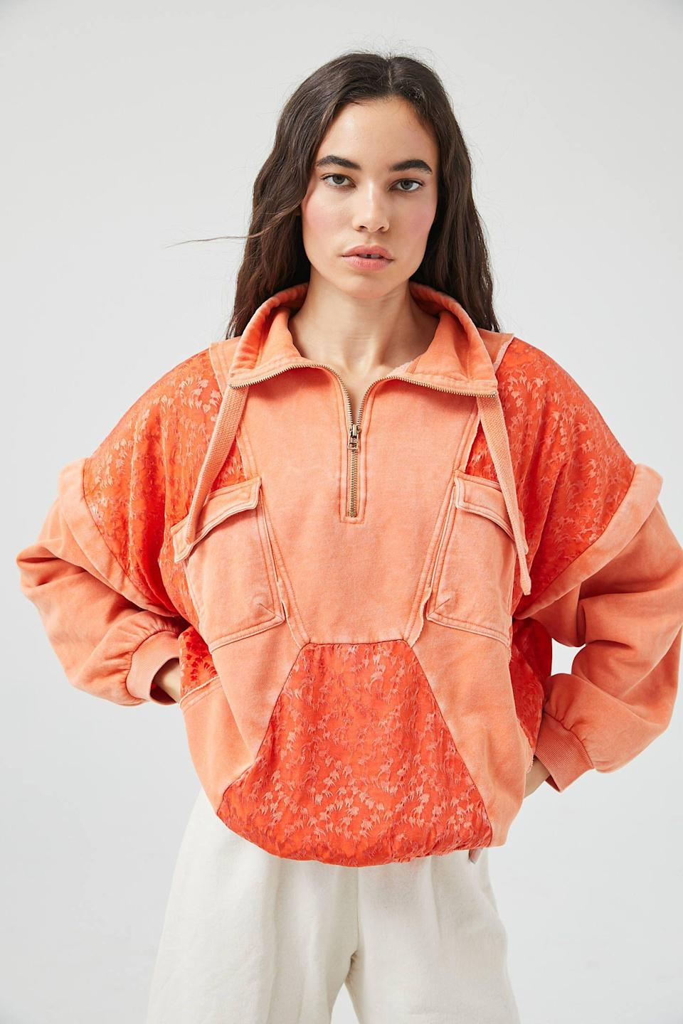 "<p><strong>Out From Under</strong></p><p>urbanoutfitters.com</p><p><strong>$89.00</strong></p><p><a href=""https://go.redirectingat.com?id=74968X1596630&url=https%3A%2F%2Fwww.urbanoutfitters.com%2Fshop%2Fout-from-under-jude-jacquard-half-zip-sweatshirt&sref=https%3A%2F%2Fwww.seventeen.com%2Ffashion%2Fg34701248%2Furban-outfitters-2020-black-friday-sale%2F"" rel=""nofollow noopener"" target=""_blank"" data-ylk=""slk:Shop Now"" class=""link rapid-noclick-resp"">Shop Now</a></p><p>Vibes like a windbreaker, soft like a hoodie–it's the best of both. </p>"