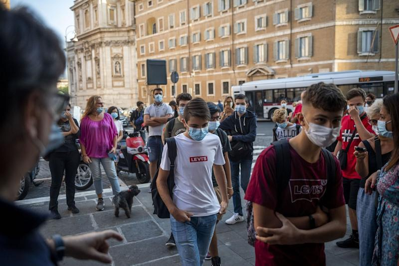 How Is Italy Avoiding a Second Pandemic Wave?