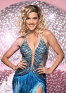 <p>Former Pussycat Dolls band member Ashley Roberst said if she had to pick one Pussycat Dolls song to perform to on Strictly it would their 2005 hit 'Buttons' feat Snoop Dogg.<br>(BBC Pictures). </p>
