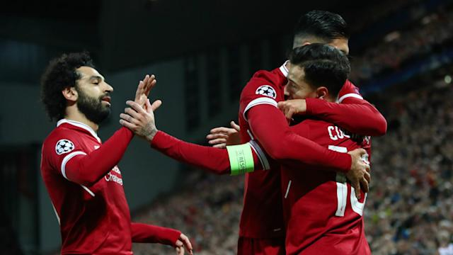 Liverpool will return to the Champions League knockout stages for the first time since 2008-09 after destroying Spartak Moscow at Anfield.
